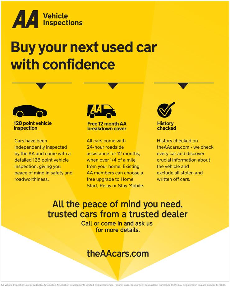 aa vehicle inspections